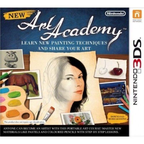 New Art Academy 3DS NEW €15,05