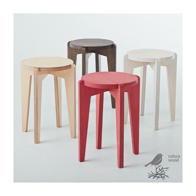 Daisy low stool 2014