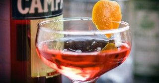 If You Like the Negroni You'll Love this Riff