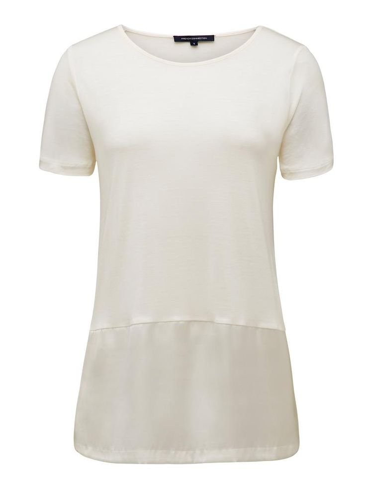 Tops Tanks Tees T-Shirts Womens Fashion Tops Womens Shirts Blouses Shop Online   FCUK French Connection Australia