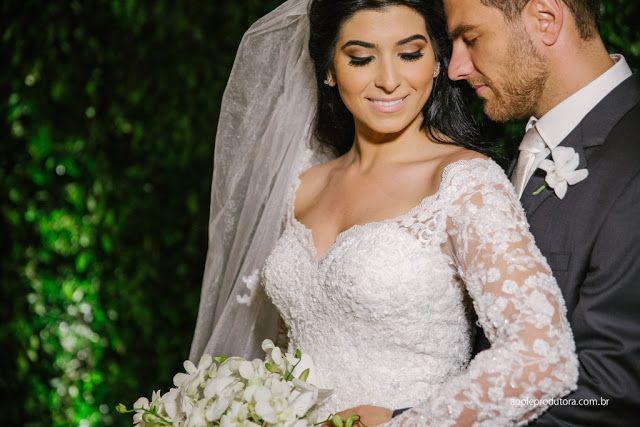 Casamento Jacqueline e Pedro - Buffet França - Noivinhas de Luxo