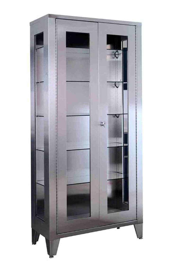 Locking Steel Storage Cabinet