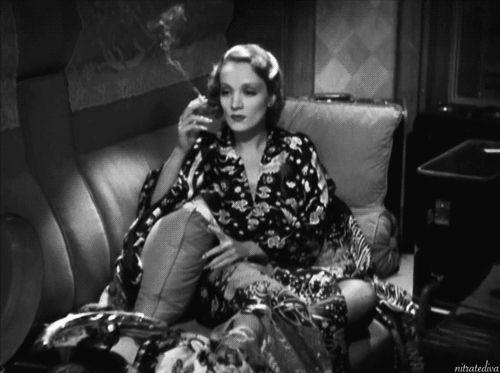 "nitratediva: "" Marlene Dietrich in Shanghai Express (1932). """