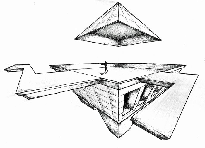 3 point perspective spaceship - Google Search