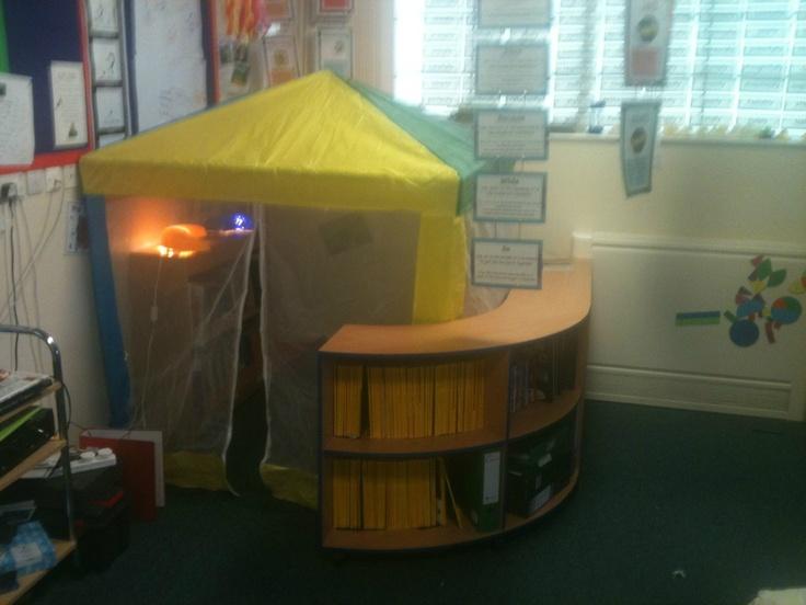 Year 6 Reading Corner | Teaching Photos