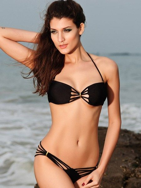#Push_Up Bikini Suit