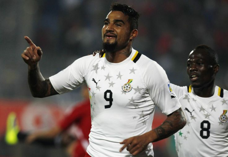 Kevin Prince Boateng, Ghana National Football Team :) <3