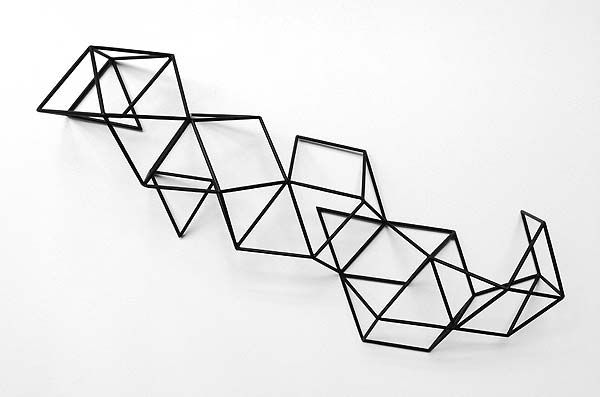 Dion Horstmans  Hectic Electric 10C 2014  zinc and powder coated mild steel