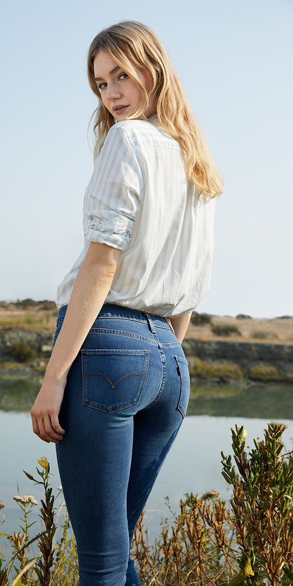 Levis Damenmode - für jede Frau die passende Jeans Die