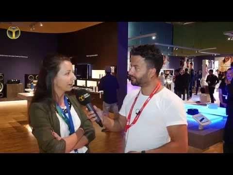 Philips ile Berlin'de Multi Room Ses Sistemlerini Konuştuk - YouTube