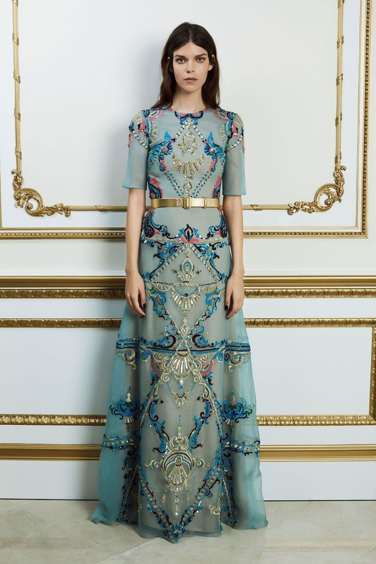 Reem Acra Spring/Summer 2018 Ready-To-Wear Collection
