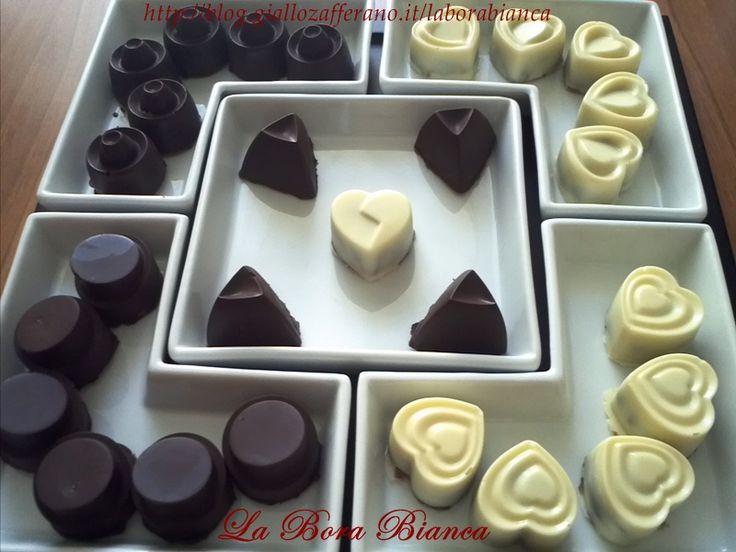 Cioccolatini ripieni – ricetta per tutti i gusti