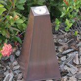 Found it at Wayfair - Calatrava Zinc Garden Torch