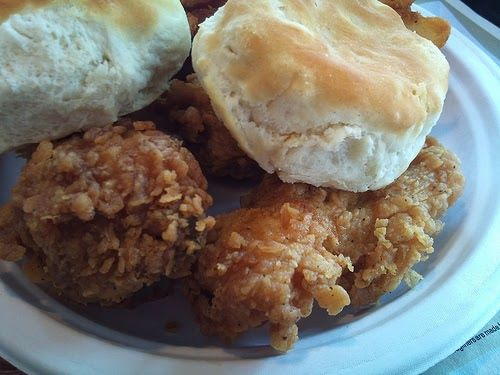 KFC Biscuits Image by kalleb If you love the biscuits at Kentucky Fried Chicken, KFC, give this copycat r...