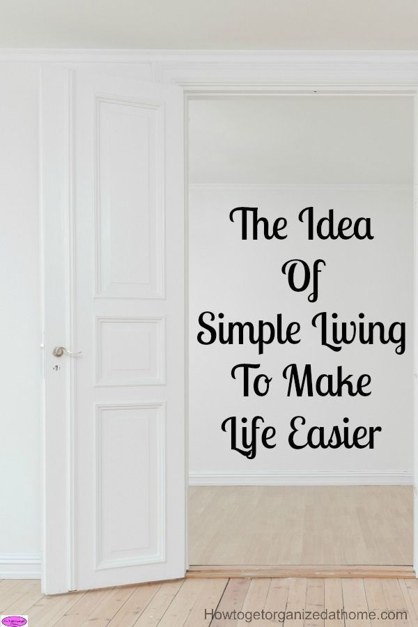 17 Minimalist Home Interior Design Ideas: 17 Best Ideas About Simple Living On Pinterest