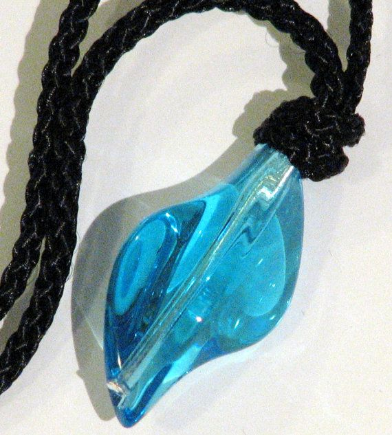 Blue Crystal Necklace H2o