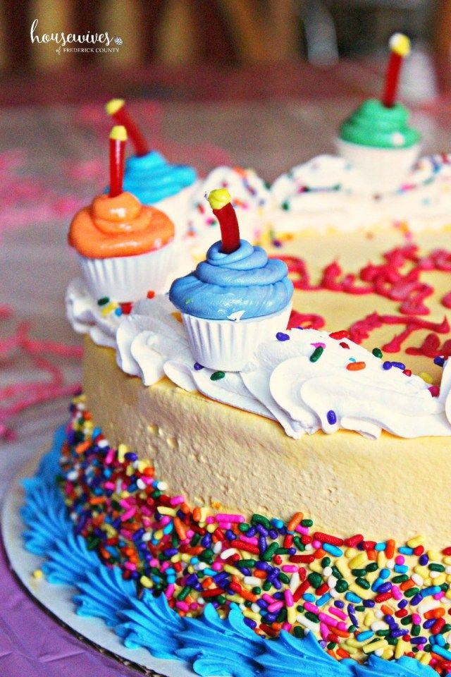 Surprising 27 Elegant Image Of Baskin Robbins Birthday Cakes With Images Birthday Cards Printable Giouspongecafe Filternl