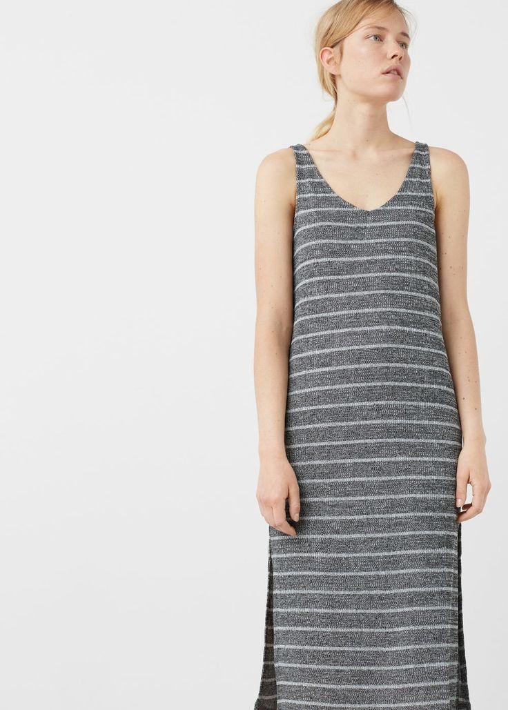 Side slit dress -  Woman | OUTLET United Kingdom