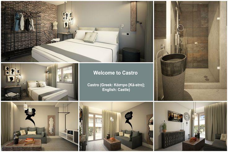 Castro Suite - Elakati Luxury Boutique #Hotel #Rhodes #Greece #travel #visitgreece