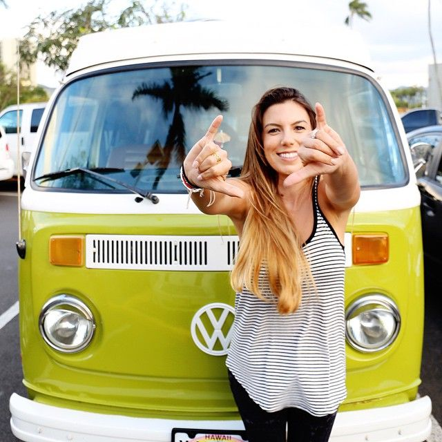 one day i will pack this van... #vw
