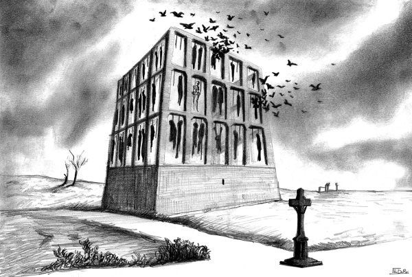 Lieux et monuments disparus de Paris: Gibet de Montfaucon (Actuelle place du Colonel Fabien)