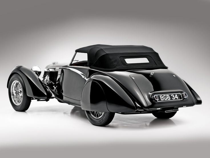Squire Corsica Short Chassis Roadster '1937