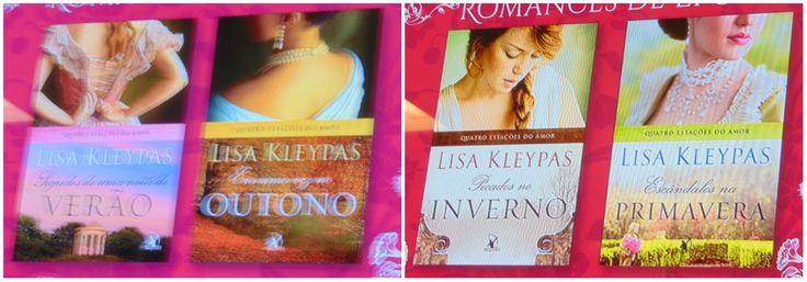 Lisa Kleypas (Romances de Época)