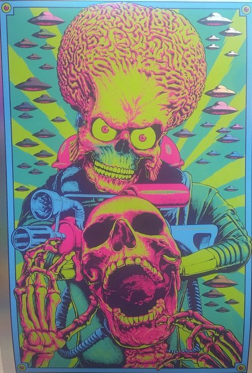 Mars Attacks! - Steven Luros Holliday