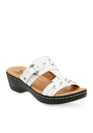 Clarks Hayla Young Sandal