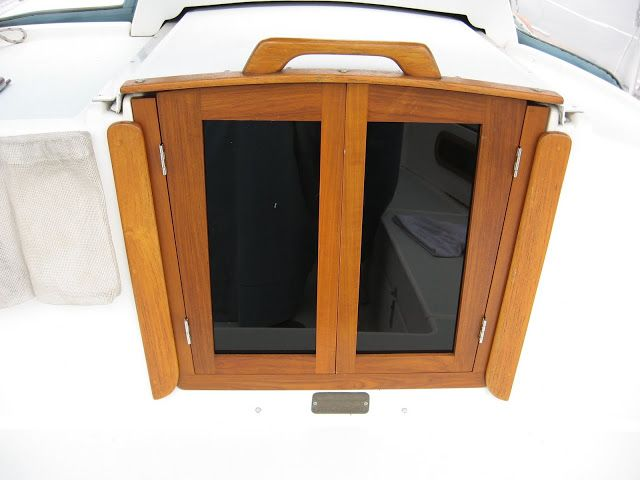 Companion Way Doors Boat Projects Boat Stuff Sailboat Living