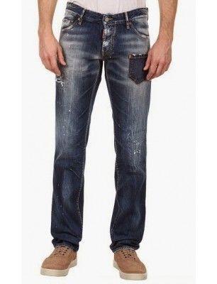 Dsquared jeans bolisllo frontal   regular fit