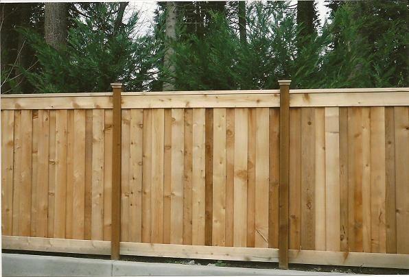 Types Of Privacy Fences Photos Kb Jpeg Fences Cedar