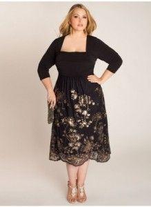 model baju untuk orang gemuk batik