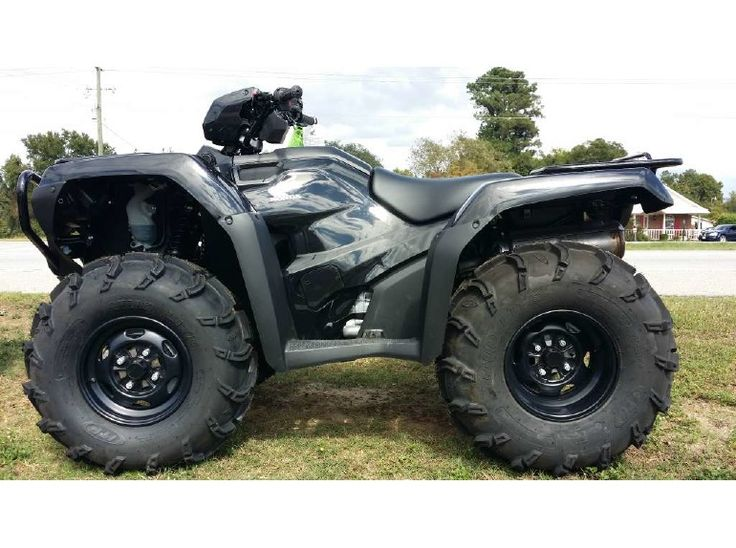 Latest used 2015 Honda Trx500fm foreman Four Wheeler ATV for sale in Sumter, SC, USA by Honda of sumter. Honda's FourTrax Foreman has long been the workhorse of the ATV world. This Used Honda Available in good as well as new condition included more features. It's Strong, rugged, famously reliable, and able to do it all. See More about Atv like specification, images and reviews At: http://goo.gl/0RDIfh