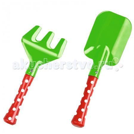 Spiegelburg Садовые инструменты Garden 10225  — 1009р. ---------  Spiegelburg Садовые инструменты Garden 10225 - это яркие и прочные грабли и лопатка. Они станут незаменимыми помощниками Ваших деток на даче или в песочнице.   Ручки сделаны из дерева. Ребенку будет легко копать и делать куличики, делать грядки и сажать рассаду или цветы. С такими садовыми инструментами Ваш малыш будет чувствовать себя настоящим садоводом.   Spiegelburg - известный немецкий производитель качественных товаров…