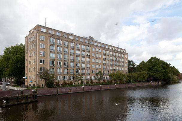 Woongebouw voor alleenstaanden Oranjehof / Housing for singles Oranjehof ( J.W.H.C. Pot & J.F. Pot-Keegstra )
