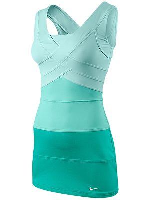Nike Women's Soar Statement Rally Tennis Dress.I want it...I wish I played tennis haha