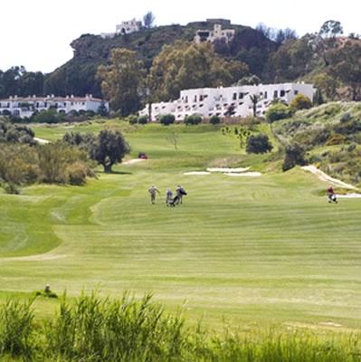 Cortijo Grande golf course Almeria Spain