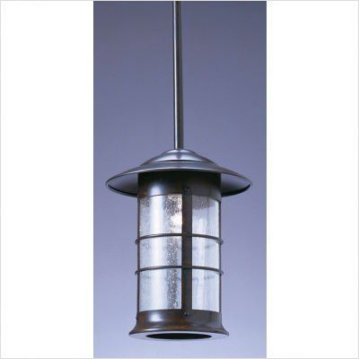 """Arroyo Craftsman NSH-17 Newport 17"""" Outdoor Stem Hanging Lantern by Arroyo Craftsman. $344.00. Arroyo Craftsman NSH-17 Features: -Newport collection. -Available in several finishes. -Available in several glass shades. -With hang straight swivel. -UL listed. -Suitable in wet location. Specifications: -Accommodates: 1 x 100W medium incandescent bulb. -Extension: 32"""". -Stem: 0.63"""" dia.. -Canopy: 5"""" dia.. -Mounting base: 5"""" dia.. -Overall dimensions: 8.13"""" H x 17"""" W. Note: ..."""