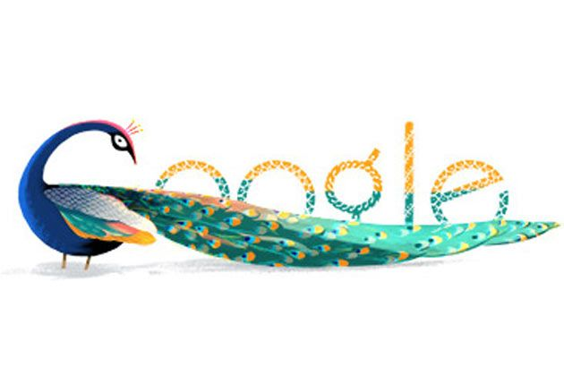 Google doodles Independence Day India