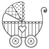 1808 best baby  stamping images on Pinterest  Drawings Baby