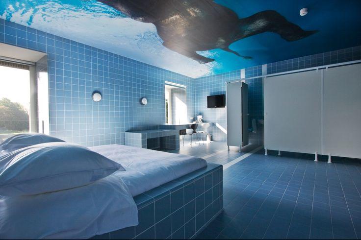 Bijzonder overnachten Maastricht | Het Teaching Hotel www.looselab.nl