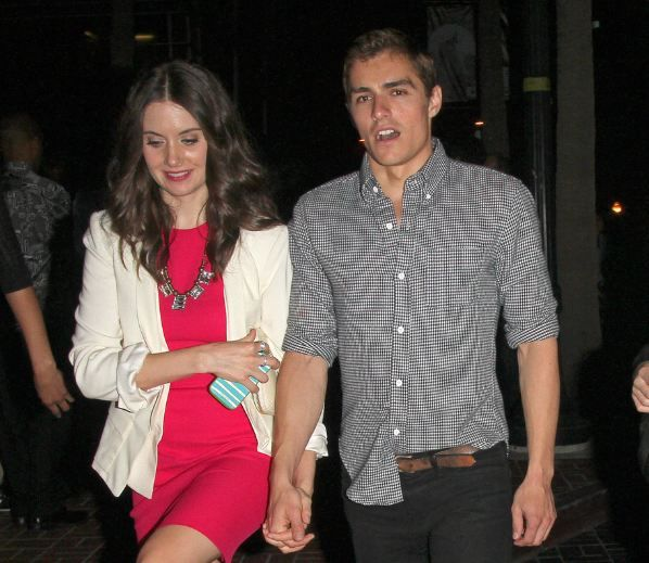 dave franco and alison brie relationship