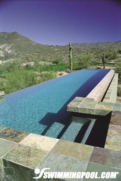 I don't know if this pool would be enjoyable or frightening.
