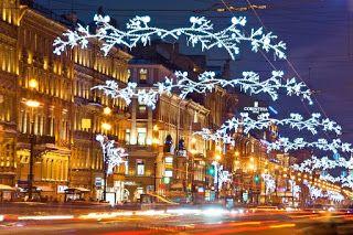 Новости туризма: Сказочный Санкт-Петербург!