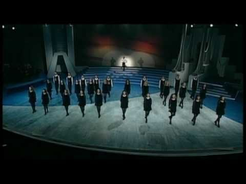 Danza Irlandesa - YouTube