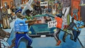 Congressman sues over removal of anti-police painting from U.S. Capitol #news #alternativenews