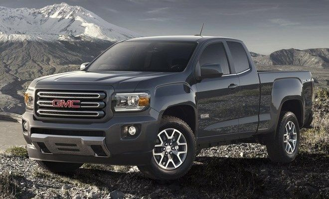 2015 Gmc Canyon Extended Cab Slt