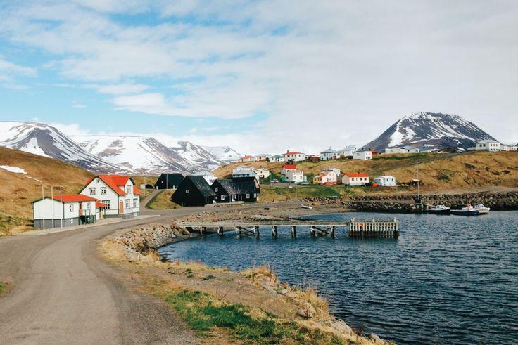 Hofsós in Norðurland Vestra