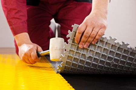 Our ranges of carpet tiles, engineered wood flooring and laminate have high quality performance, but are not the most effective and efficient choice for  working environments such as garages, gyms, warehouses, shops or factories. For this reason, we introduce the Fortemix Fortelock garage floor tiles! - See more at: http://www.bricoflor.co.uk/blog/garage-floor-tiles/#sthash.v0u115xi.dpuf